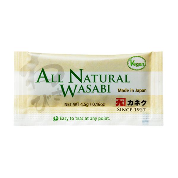 All Natural Wasabi 4.5g
