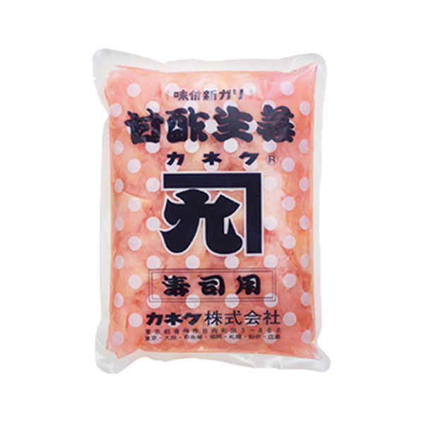 Gari Pink (Pickled Ginger)