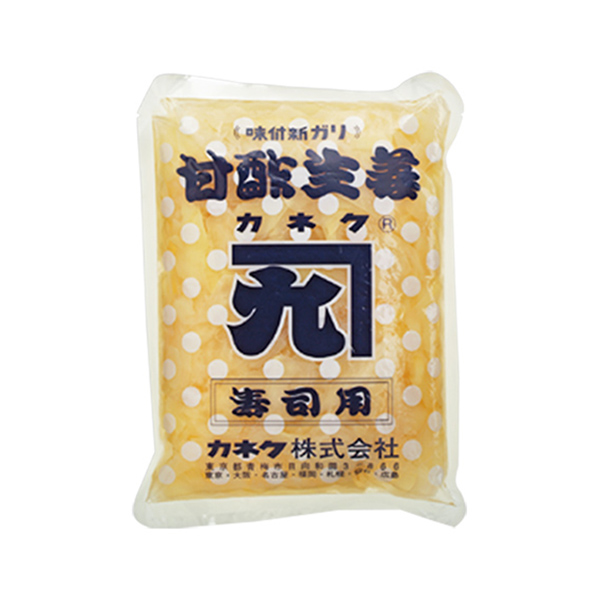 Gari White  (Pickled Ginger)