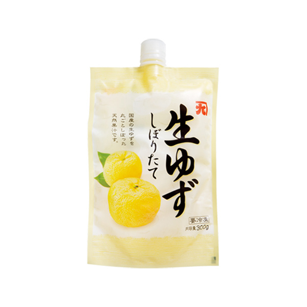 Nama Yuzu Juice