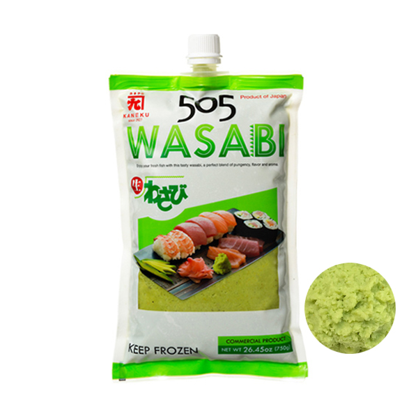 505 Fresh Grated Wasabi